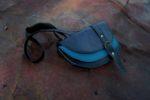 Niebieska nerka Aria w 2 odcieniach