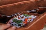 józefina karmel liski podszewka wnętrze kieszenie