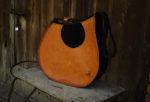 janis pomarańczowy brąz z góry
