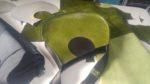janis zielona pracownia stół