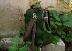 lilith chimera zielona tył szelki