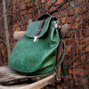 lilith zielona przód profil