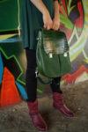 chimera smoczyca zielona modelka buty